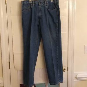 Claiborne Men's Jeans YKK Zip Size 36-30